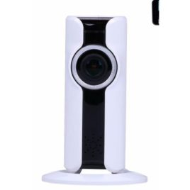 Santa 180° WiFi Fisheye Camera -Night Vision HD VR Cam