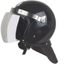 Security and safety helmet