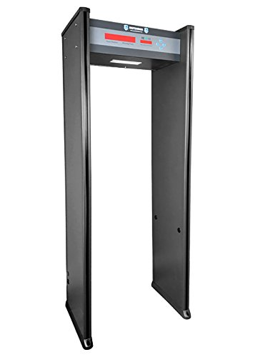 santa walkthrough metal detector