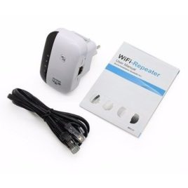 A&S Wireless Wifi GSM Repeater white